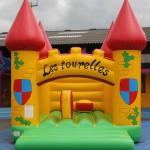 Nouveaux jeux gonflables 2014-2015 : le Château