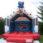 Nouveaux jeux gonflables 2014-2015 : le Clown